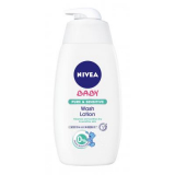 Nivea Baby mycí gel 500 ml Pure & Sensitive
