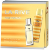 La Rive For Woman EDP 90 ml + deodorant 150 ml
