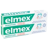 Elmex zubní pasta 2 x 75 ml Sensitive