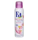 Fa deospray 150 ml Natural & Pure (Fresh) Rosenblüte