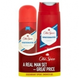 Old Spice Whitewater deospray 125 ml + sprchový gel 250 ml