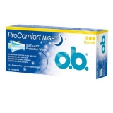 O.B. tampony 16 ks Normal Pro Comfort Night
