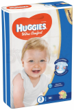 HUGGIES Ultra Comfort 3 (5-8 kg) - 58 ks