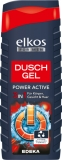 Elkos For Men Power Active 3v1 sprchový gel 300 ml