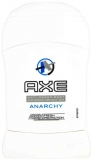 Axe antiperspirant stick 50 ml Anarchy