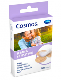 Cosmos jemná náplast sensitive 20 ks 19 x 72 mm