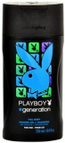 Playboy Generation Men 2v1 sprchový gel + šampon 250 ml