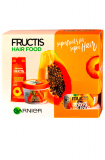 Garnier dárková kazeta Hair Food Superfruits (šampon 250ml+maska na vlasy 390ml)