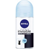 Nivea roll-on 50 ml Invisible for Black & White Pure
