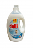 Dalli gel 48 pracích dávek Sensitiv 3,6 l