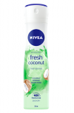 Nivea deospray anti-perspirant 150 ml Fresh Coconut