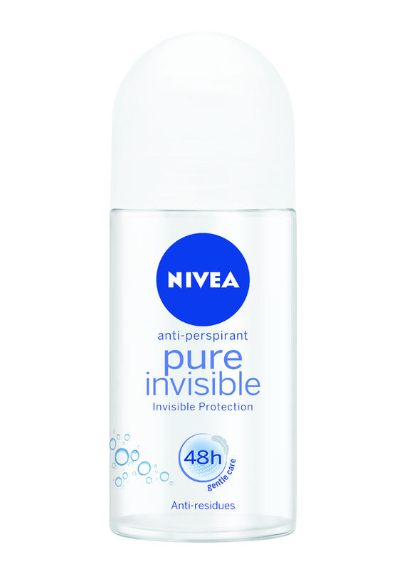 Nivea Pure Invisible roll-on 50 ml