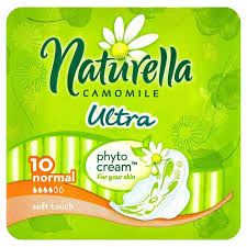 Naturella Camomile Ultra Normal 10 ks
