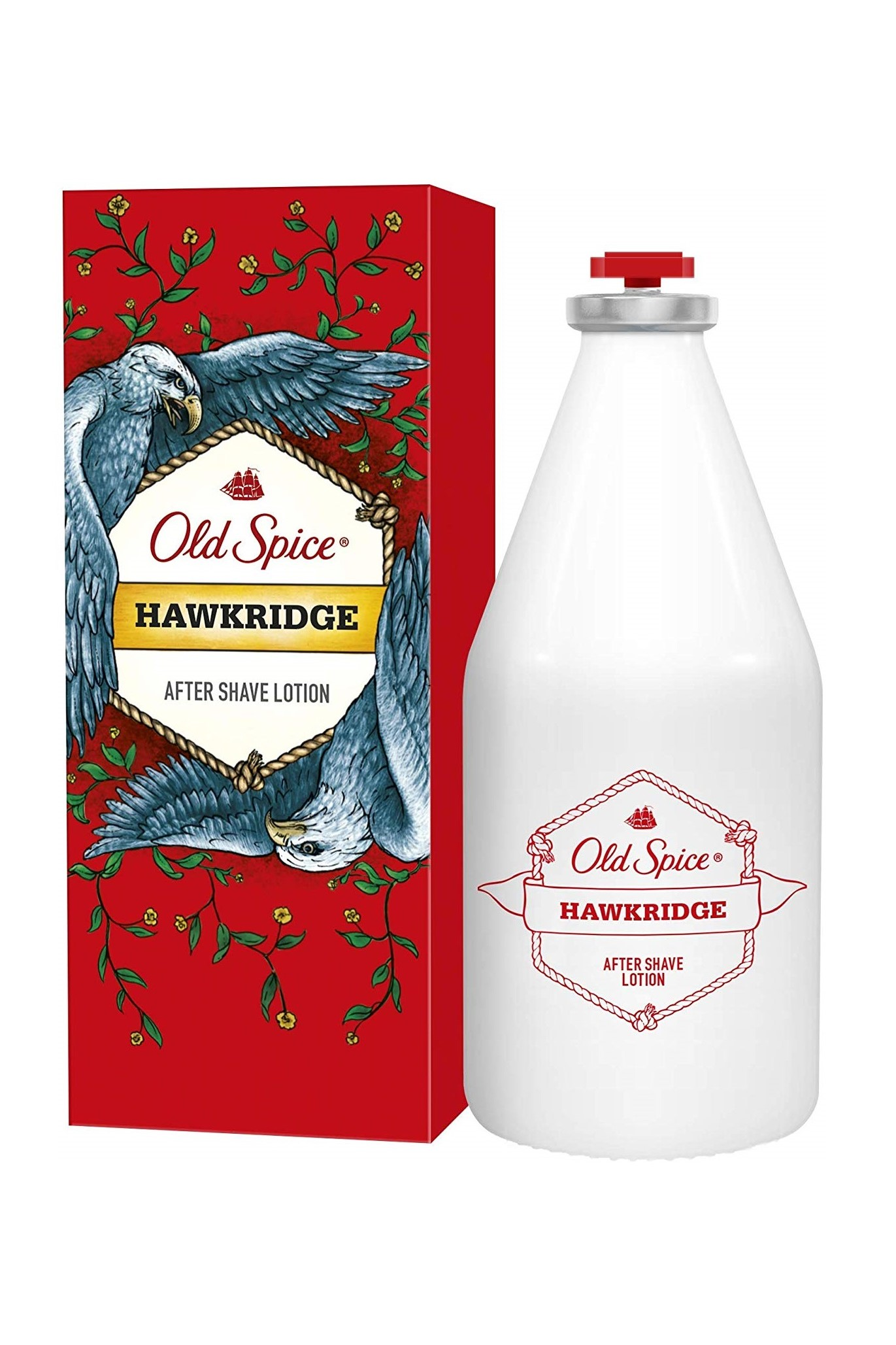 Old Spice voda po holení 100 ml Hawkridge