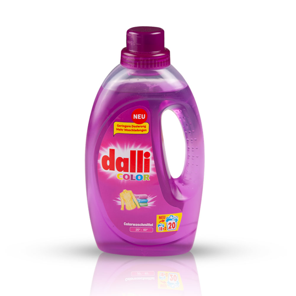 Dalli gel 20 pracích dávek Color 1,1 l