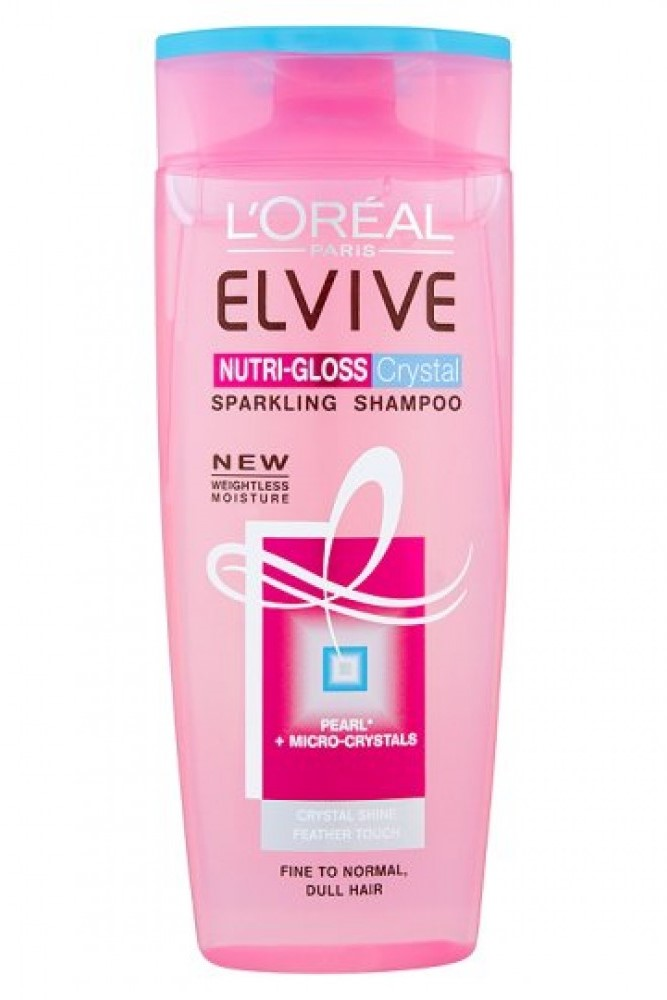 L'Oréal Elvive šampon 250 ml Nutri-Gloss Crystal