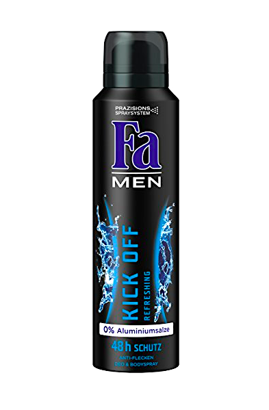 Fa Men deospray 150 ml Kick Off Refreshing