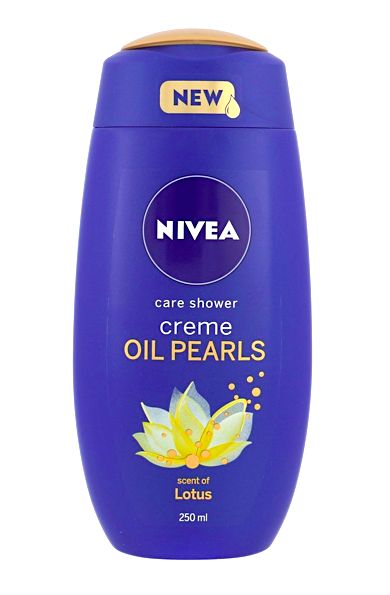 Nivea sprchový gel 250 ml Oil Pearls Lotus