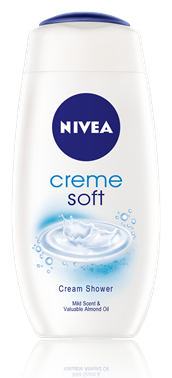 Nivea sprchový gel 750 ml Creme Soft