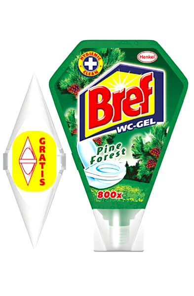 Bref WC gel 200 ml Pine Forest