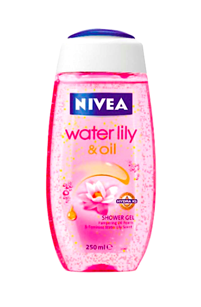 Nivea sprchový gel 250 ml Water Lily & Oil