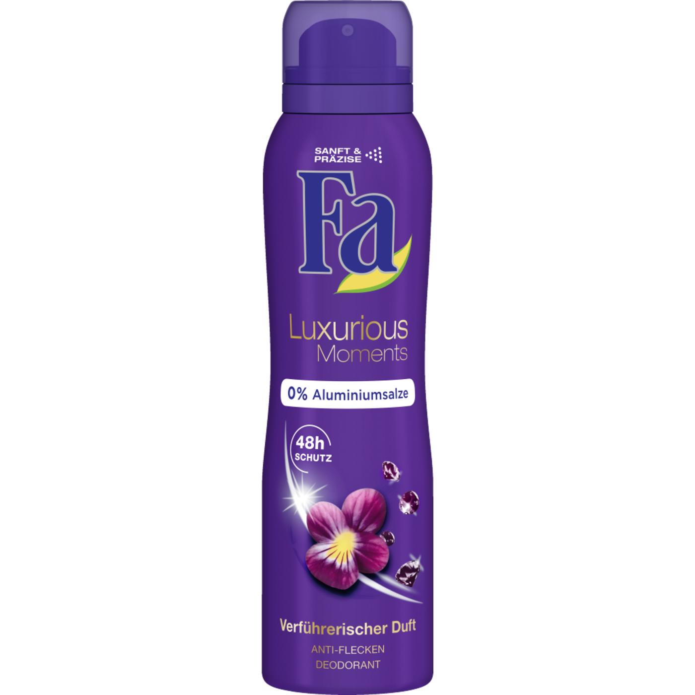 Fa deospray 150 ml Luxurious Momets