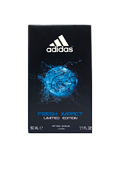 new concept b08ee 2647d Adidas Fresh Impact voda po holení 50 ml Limited Edition