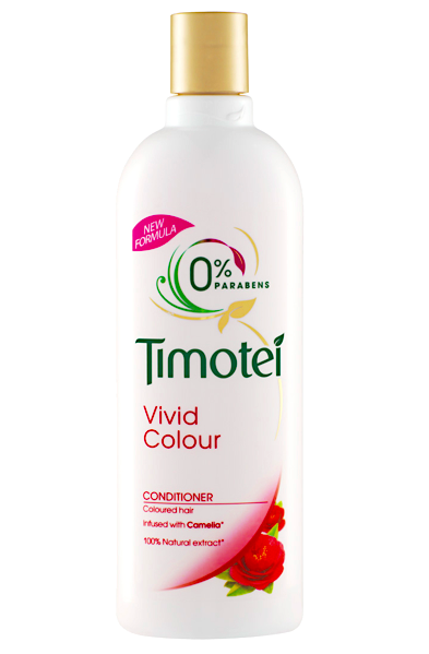 Timotei kondicionér 200 ml Vivid Colour