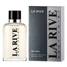 La Rive Grey Point 90 ml EDT