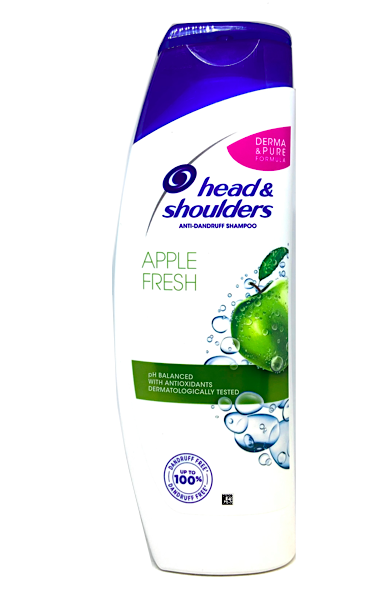Head & Shoulders šampon 400 ml Apple Fresh