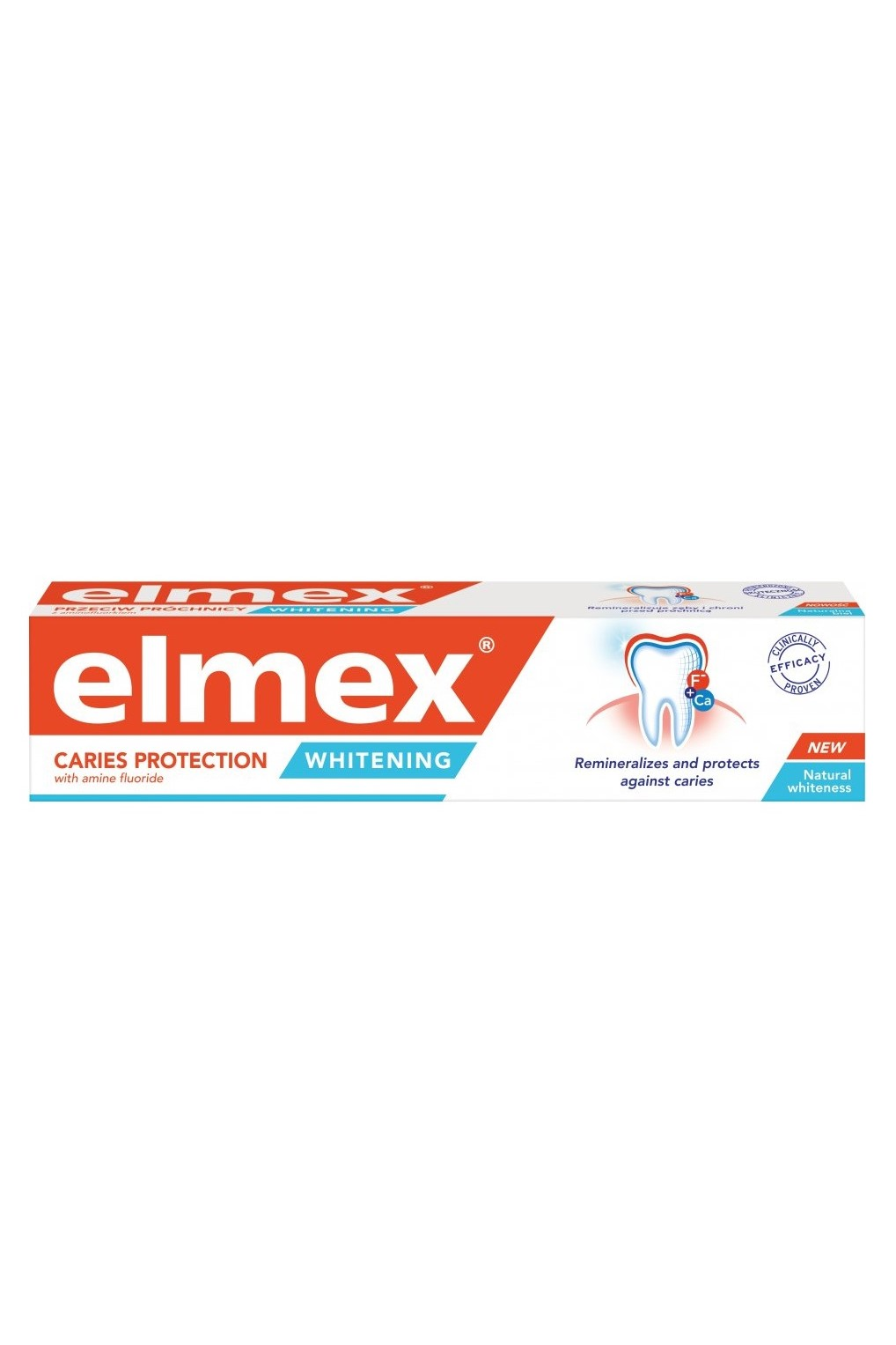 Elmex zubní pasta 75 ml Caries Protection Whitening