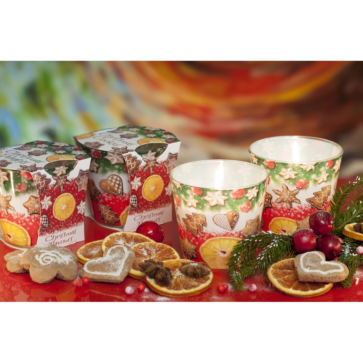 Bartek Candles 115 g Christmas Flavours