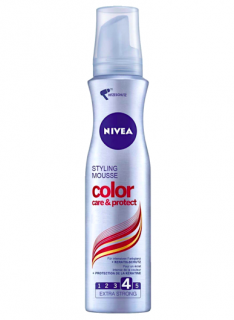 Nivea pěnové tužidlo 150 ml Color Care & Protect vol. 4