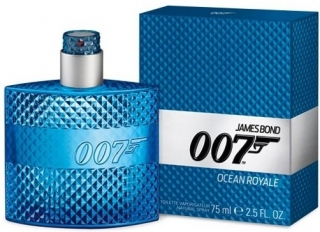 007 James Bond voda po holení 50 ml Ocean Royale