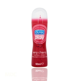 Durex lubrikační gel 50 ml Play Very Cherry