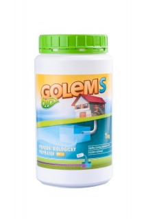 Golem S Bio do septiků 1kg
