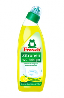 Frosch Bio WC gel 750 ml s vůní citrusů