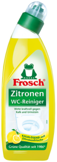 Frosch Bio WC gel s vůní citrusů 750 ml