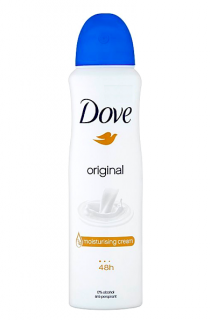 Dove deodorant spray antiperspirant 150 ml Original