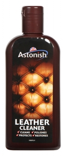 Astonish Leather Cleaner čistič na kůži 235 ml