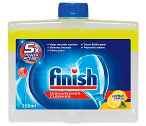 Finish čistič myčky Lemon 250 ml