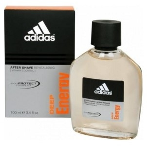 Adidas voda po holení 100 ml Deep Energy