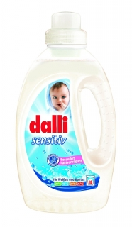 Dalli gel 18 pracích dávek Sensitiv 1,35 l