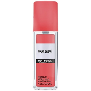 Bruno Banani Absolute Woman deodorant sklo 75 ml