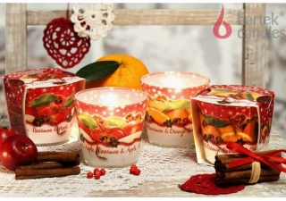 Bartek Candles 115 g Christmas Spices