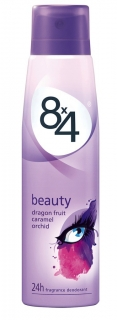 8x4 Beauty deodorant spray 150 ml