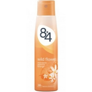 8x4 Wild flowers deodorant spray 150 ml