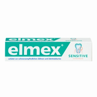 Elmex zubní pasta 75 ml Sensitive