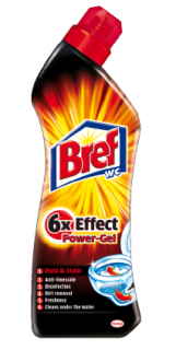 Bref WC 750 ml 6x Effect Rust & Stain