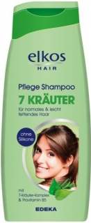Elkos Hair 7 bylin šampon 500 ml